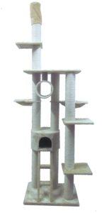 kratzbaum deckenspanner 6