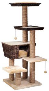 kratzbaum für große Katzen 41